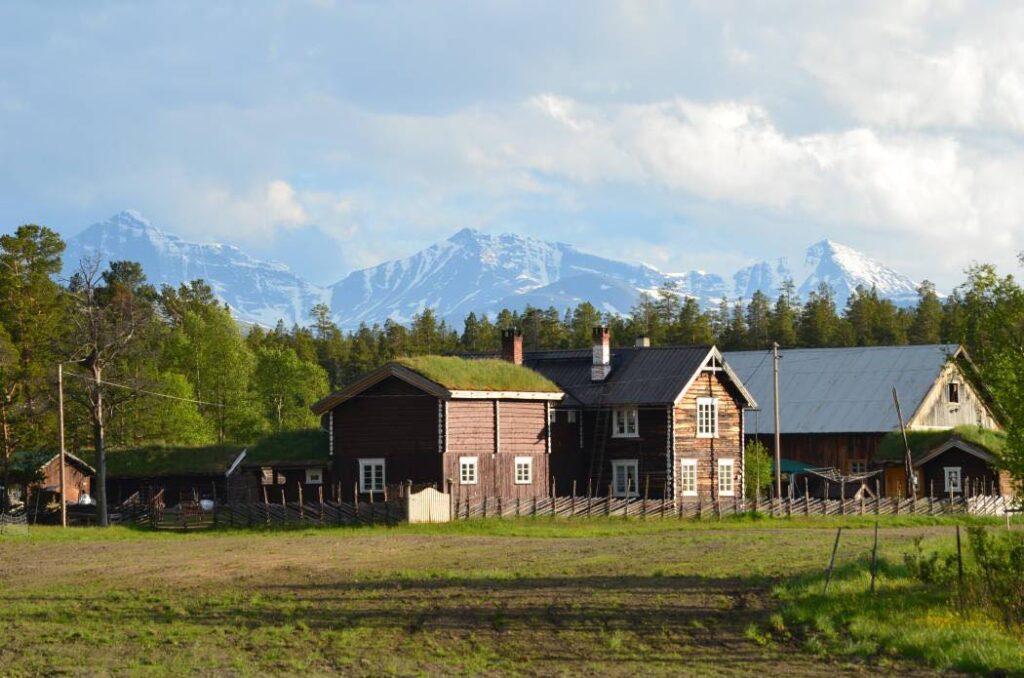 Kvebergsøya Gård sykkelferie