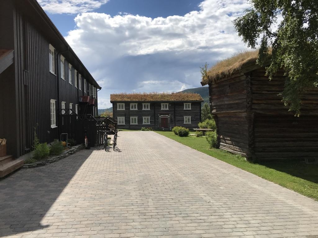 Vingelsgård Gjestgiveri overnatting sykkelpakke